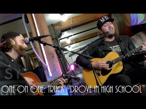 ONE ON ONE: Mitchell Tenpenny - Truck I Drove In High School April 19th, 2017 City Winery New York