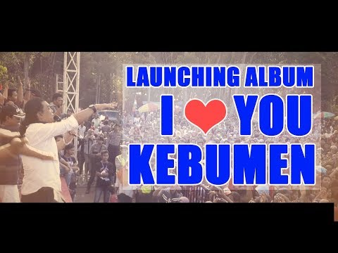 Didi Kempot - I Love Kebumen [OFFICIAL]