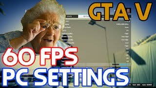 GTA V : PC Graphics Options in Full | GTA 5 PC Settings Menu