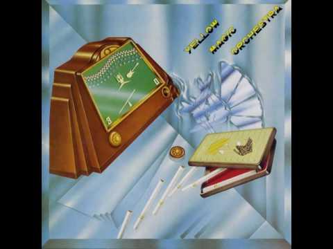 Yellow Magic Orchestra  Yellow Magic Orchestra 1978 Full Album Japanese mix