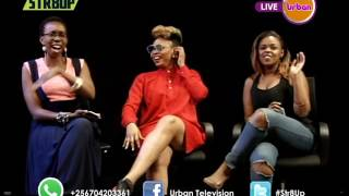 Yemi Alade Exclusive Interview on Str8UP [2/3]
