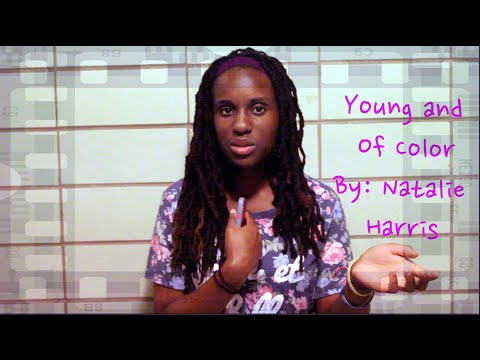 Young and Of Color by Natalie J. Harris