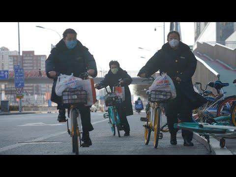 Le bilan du coronavirus monte à plus de 1600 décès en Chine