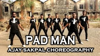 Best of Bollywood Padman Challenge Dance / Akshay Kumar / Choreography by / Ultimate crew