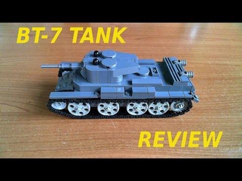 Как сделать танк из лего тигр 2 87