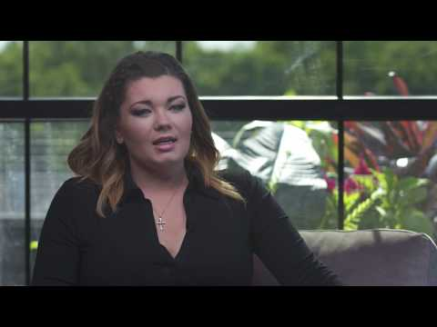 Amber Portwood keeps cagey when asked about domestic violence arrest