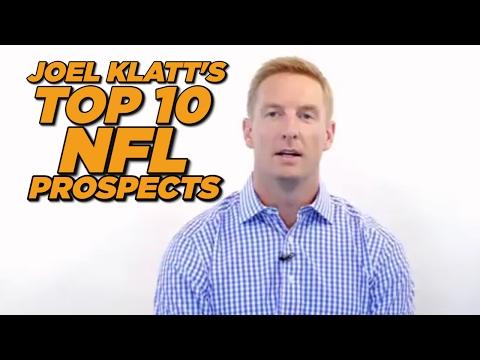 Top 10 NFL Draft Prospects   Joel Klatt   THE HERD