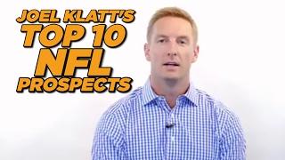 Top 10 NFL Draft Prospects | Joel Klatt | THE HERD