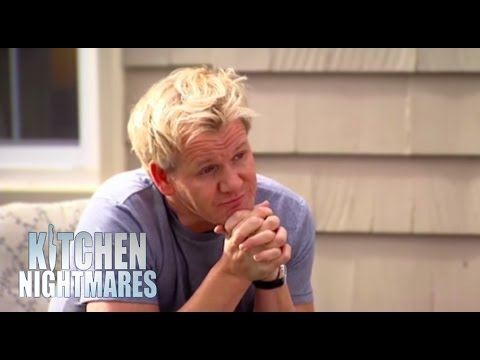 Chef Ramsay Shows His Soft Side Kitchen Nightmares USA YouTube