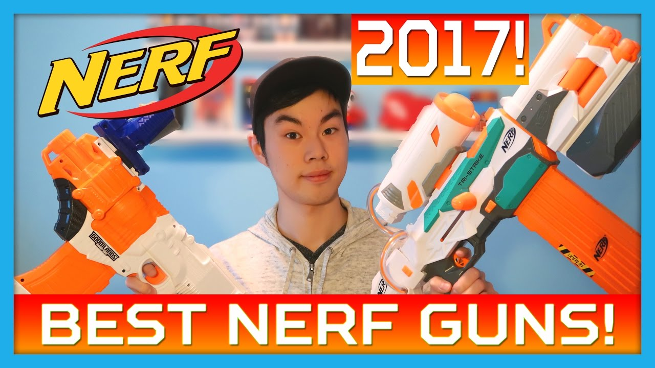 Top 10 nerf guns toy reviews for kids and parents - Must Have Best Nerf Guns Accessories 2017