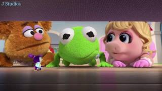 Muppet Babies ❤ How Kermit Got His Groove ❤ One Small Problem (Best Scenes) thumbnail