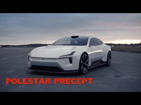 Ein nachhaltiges Elektroauto - Polestar Precept