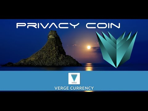 Buy Verge Coin? Why I Like Verge Privacy Coin