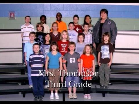 Walker Creek Elementary Yearbook 2008 Ending