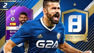FIFA 17 ULTIMATE TEAM - F8TAL Episode 2 - THE RAGE IS REAL!!