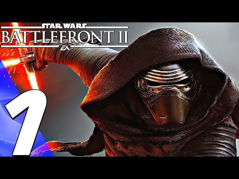 Star Wars Battlefront 2 - Gameplay Walkthrough Part 1 - Prologue (Campaign) Full Game