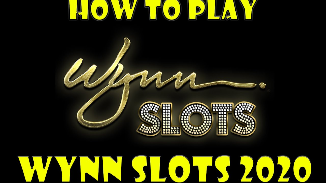 How To Play Wynn Slots 2020 Youtube