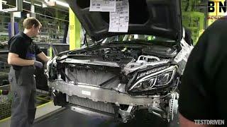 Mercedes Benz c class production