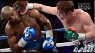 Los 5 mejores boxeadores del boxeo mundial octubre 2013