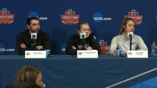 Colgate Women's Hockey News Conference | March 15, 2018