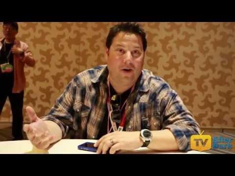 Heroes: Reborn's Greg Grunberg (Matt Parkman) SDCC15 Interview
