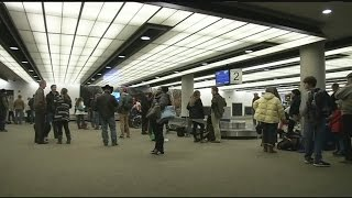 Bradley International Airport travel concerns