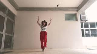 安室奈美恵さんのShowtime(はじめの方)踊ってみました。