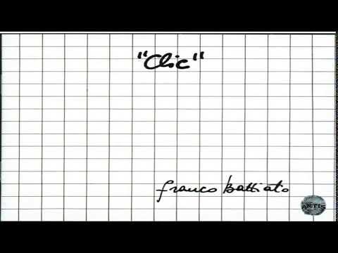Franco Battiato - Clic (1974)[Full Album HQ]
