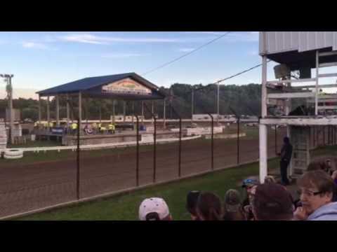 Lake Knutti LaFayette County Speedway 7/15/16