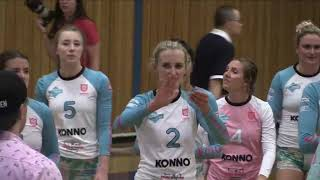 2019 Canadian Premier League Women's Volleyball Championship Game
