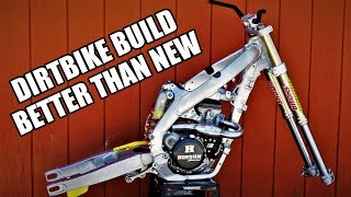 Dirt Bike Build - assembly started!!