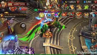 Legacy of Discord - 70M BR Mix Boosting