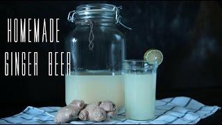 Homemade ginger beer [BA Recipes]