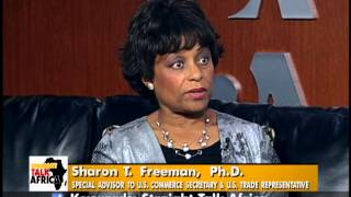 Sharon T. Freeman, Ph.D. on VOA