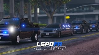 LSPDFR - Day 269 - Presidential Candidate VIP Transport