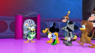 La Casa di Topolino -- Il Mago di Dizz - Pluto trova il Mago | HD
