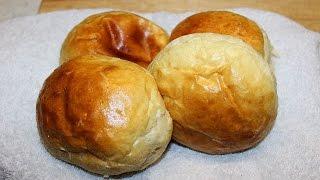 Картофельные булочки для бургеров/ Potato burger buns