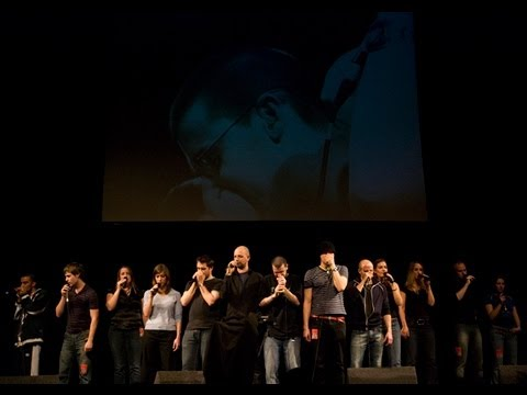 The Beatbox Choir (2007)  - full documentary about Shlomo & the Swingle Singers