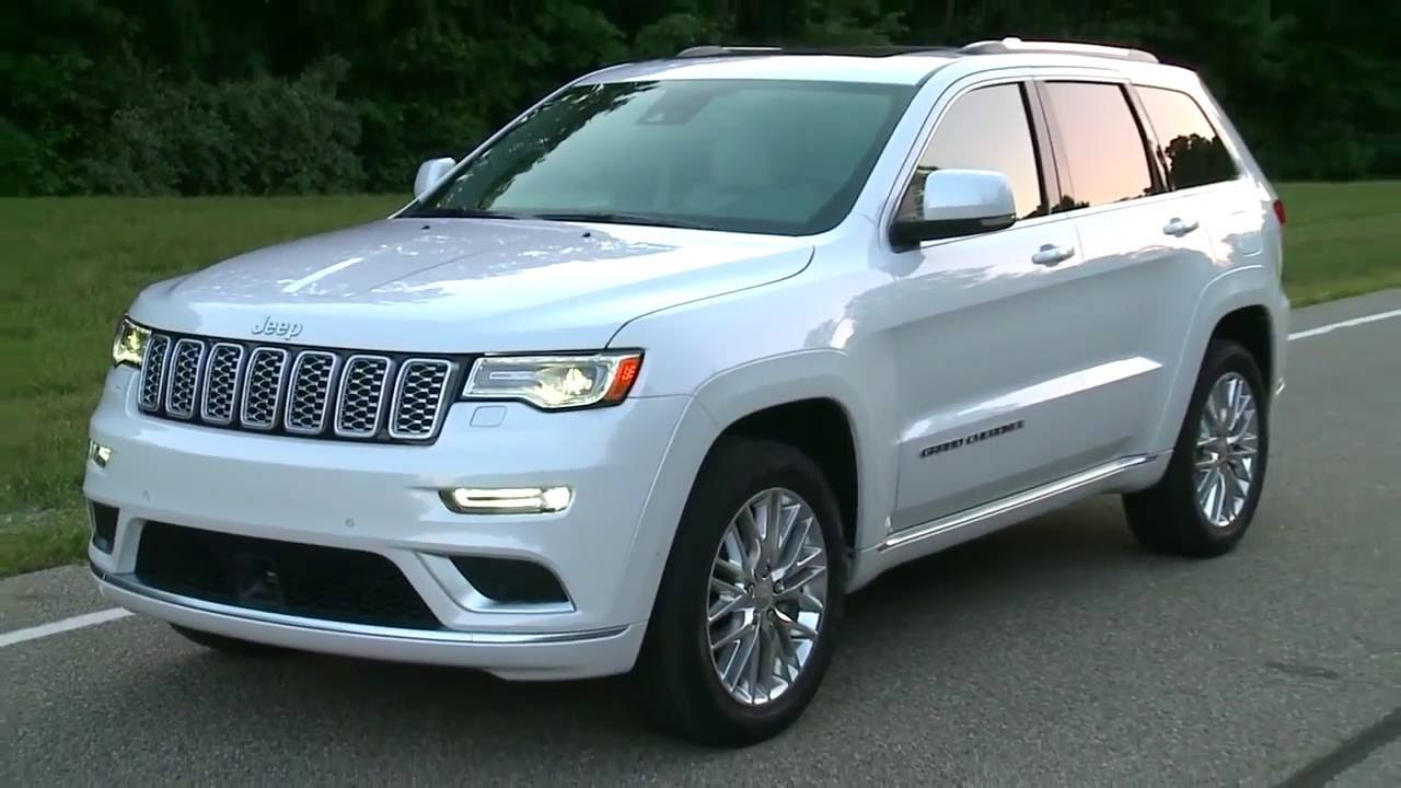 new jeep grand cherokee summit 2017 youtube. Black Bedroom Furniture Sets. Home Design Ideas
