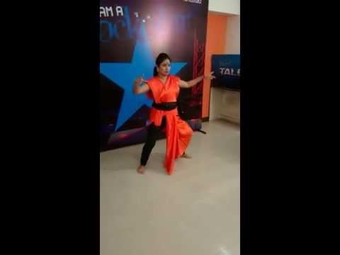 Nibhanta Ei Chulli Dance By Swarna - Song Lopa Mudra