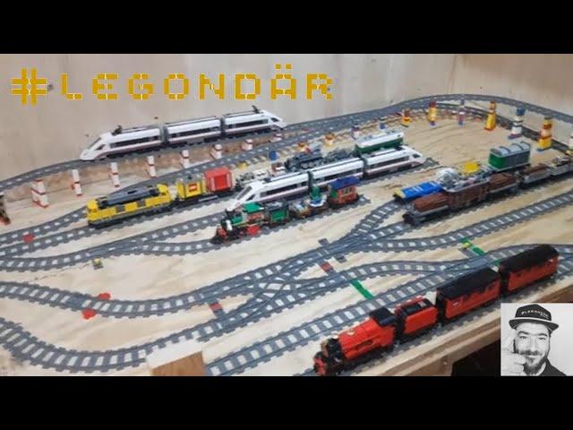 #Eskalation in der #Bausteinstube - Youtuber United #Kalender - #legondär (39) - #Legocity