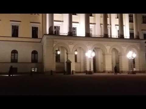 Palacio Real - Oslo
