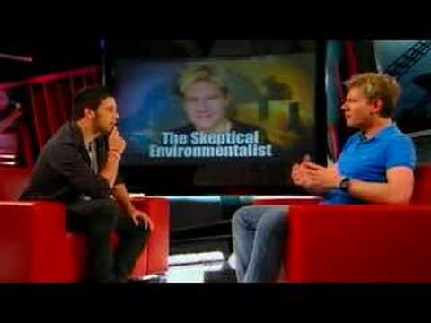 Bjorn Lomborg on The Hour with George Strombolupolous