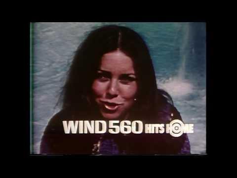 KYW-KFWB-WIND Group W Radio TV Spots early 70s