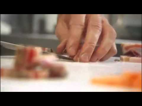 Michel Roux Jnr   Pigeon with Peas a la Francaise   YouTube