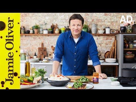 Crispy Korma Salmon | Jamie Oliver | AD