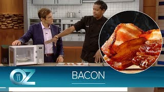 How Dr. Oz Wants You to Eat Bacon