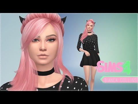 The Sims 4 Create A Sim  Bianca Collins
