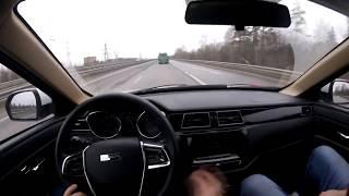 видео Лифан Смайли расход топлива