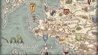 Learn Cartography In How to Draw Fantasy Art and RPG Maps